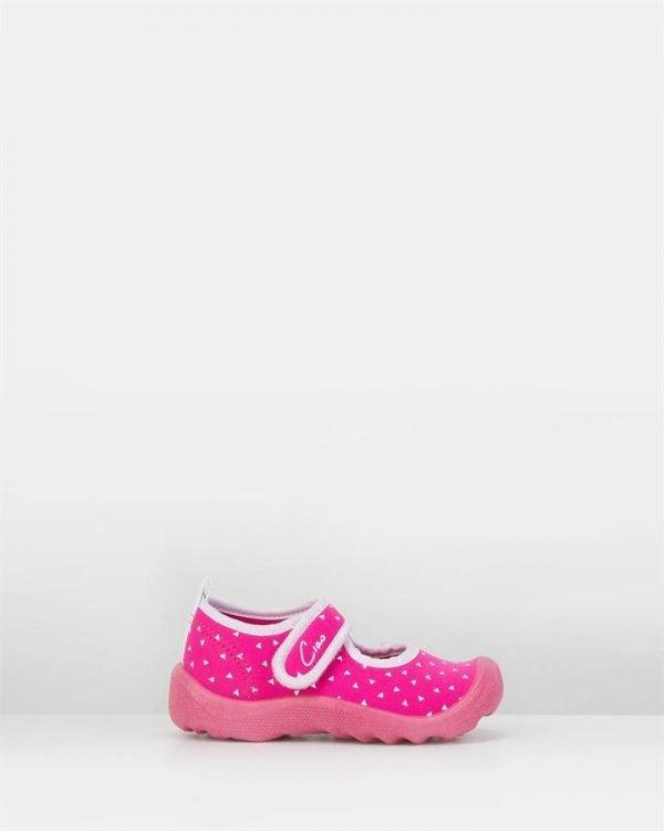 Beach Confetti G Pink/White