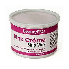 BeautyPRO - Pink Creme Strip Wax