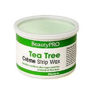 BeautyPRO Tea Tree Creme Wax
