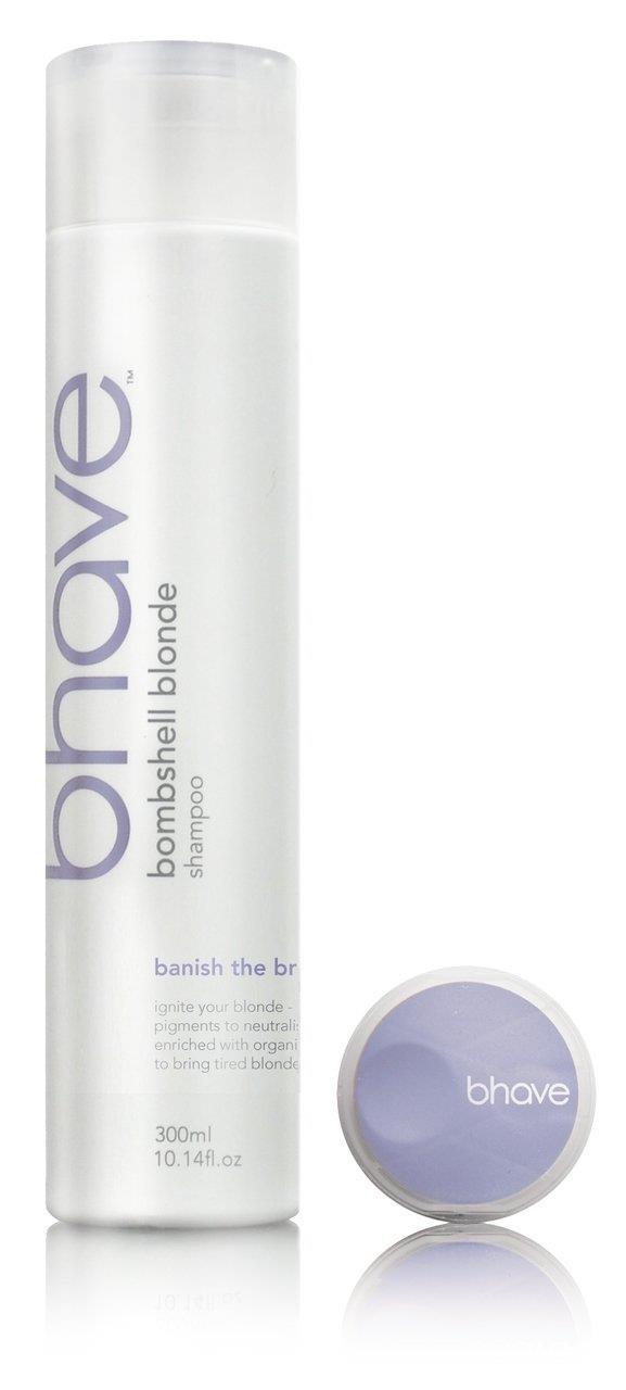 Bhave Blonde Bombshell Shampoo 300ml