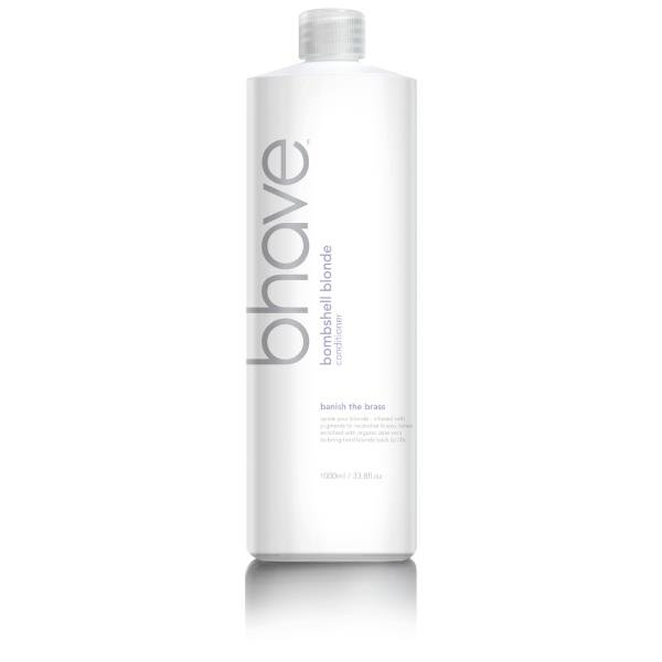 Bhave Bombshell Blonde Conditioner 1000ml