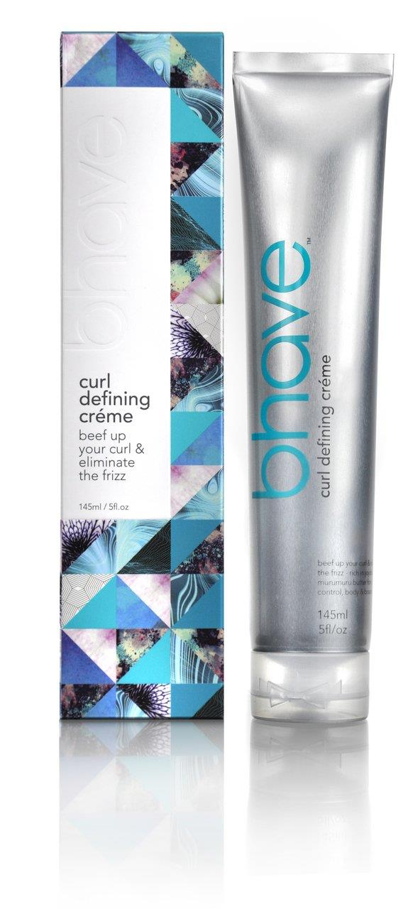 Bhave Twist & Shout Curl Defining Creme 145ml