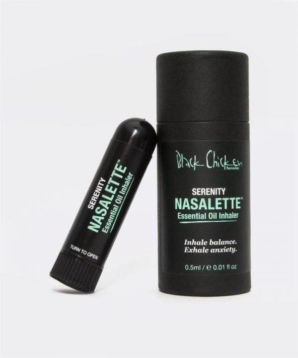 Black Chicken Remedies Nasalette Natural Essential Oil Inhaler - Serenity