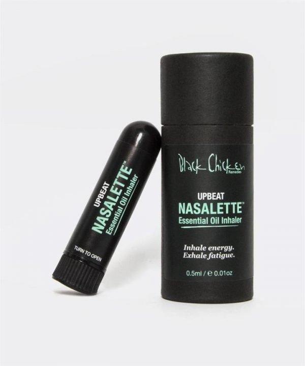 Black Chicken Remedies Nasalette Natural Essential Oil Inhaler - Upbeat