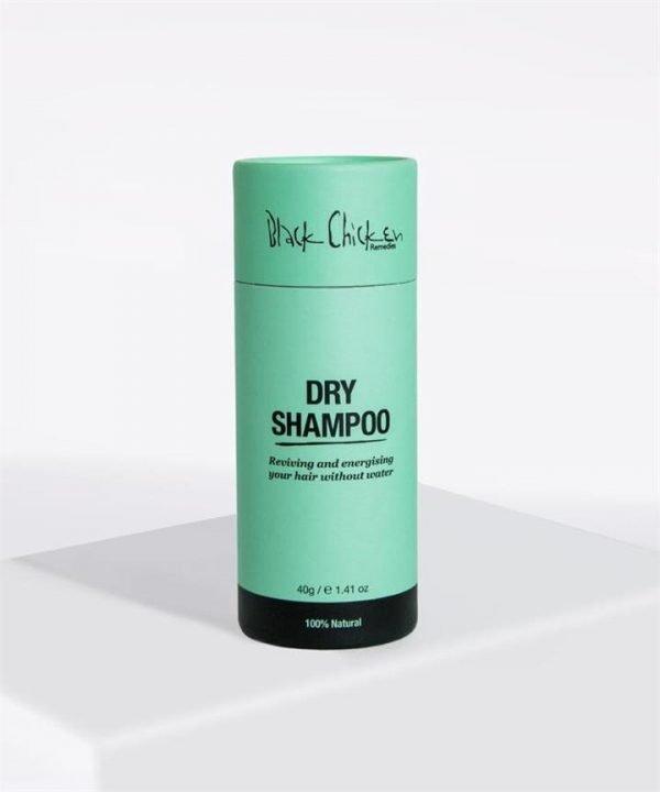 Black Chicken Remedies Natural Dry Shampoo 40g