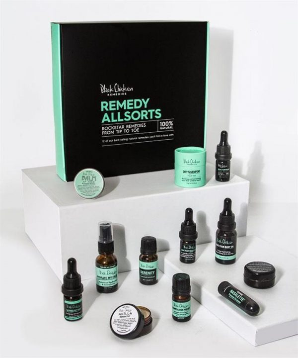 Black Chicken Remedies Remedy All Sorts Collection