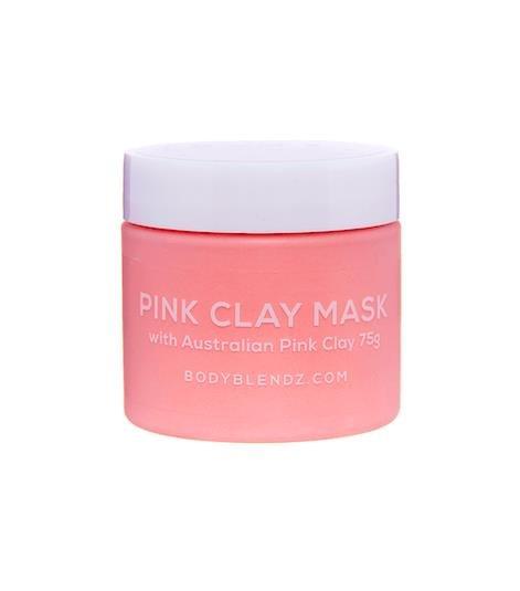 Body Blendz Pink Clay Mask 75g