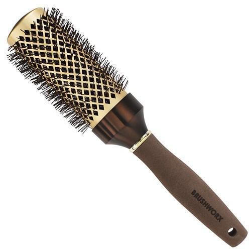 Brushworx Brazilian Bronze Hot Tube Hair Brush - Large