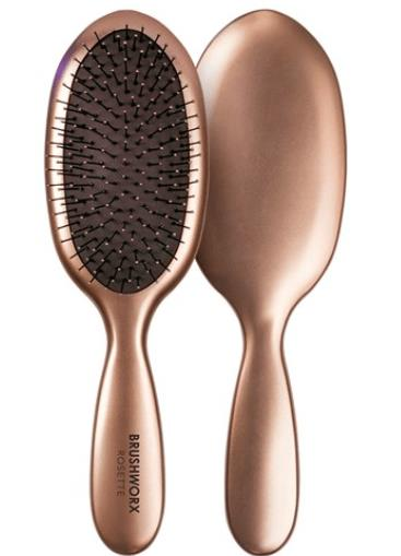 Brushworx Rosette Cushion Hair Brush - Medium