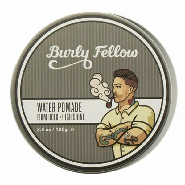 Burly Water Pomade 100g (Old Packaging)