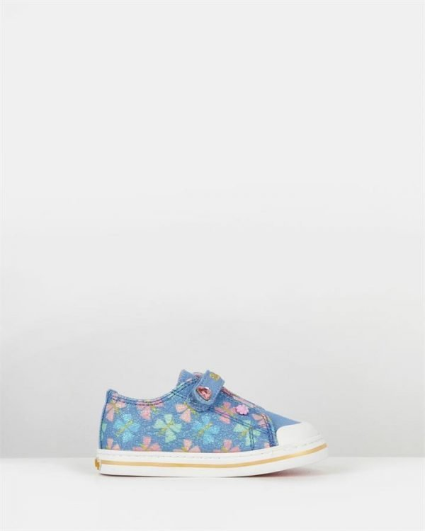 Butterfly Canvas 947740 Inf Blue/Pink