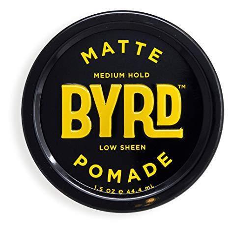Byrd Matte Pomade 44.4ml