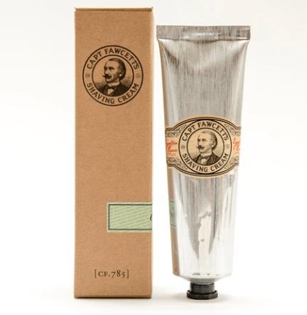Captain Fawcett's Shaving Cream 150ml