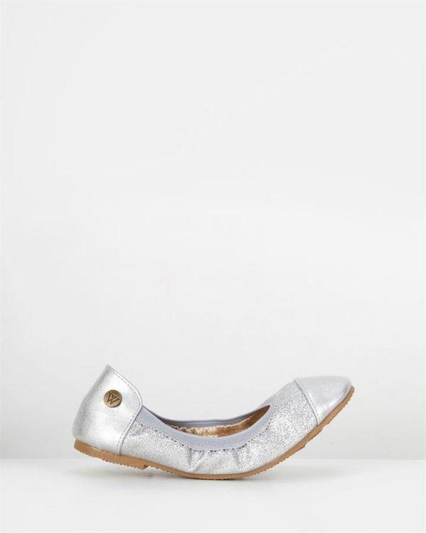 Catie Sparkle Ballet Silver