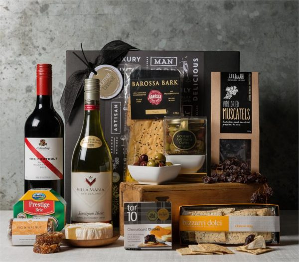 Cheese and Wine Duo