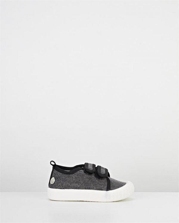 Classic Ben Plain Washed Black