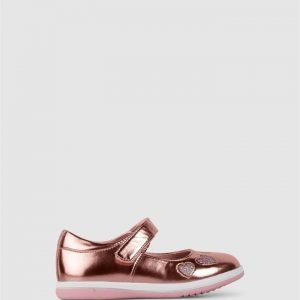 Claudia Mj Pink Metallic