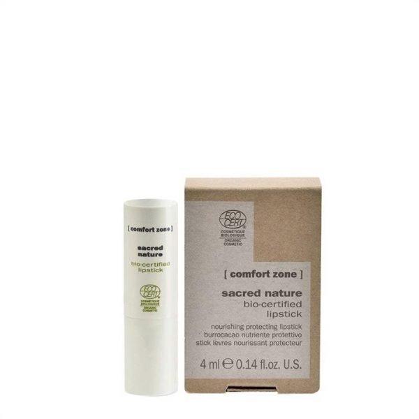 Comfort Zone Sacred Nature Bio-Certified Lipstick 4ml