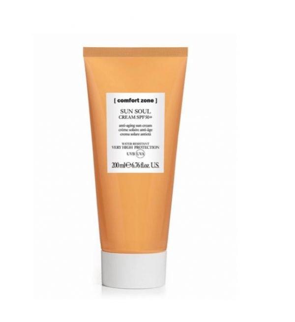 Comfort Zone Sun Soul Cream Face & Body 200ml