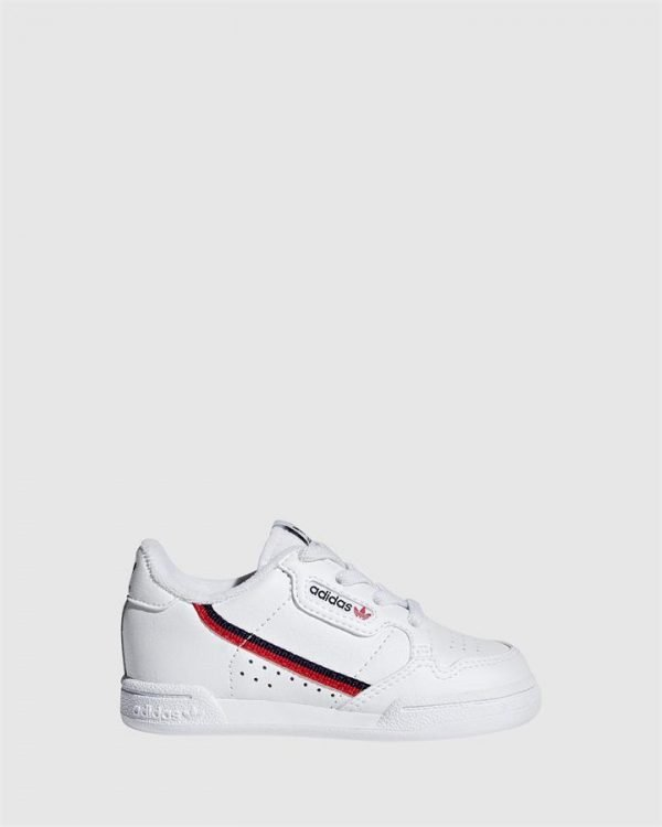 Continental 80 Inf B White/Red/Navy