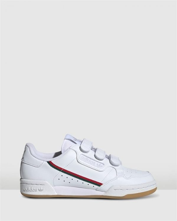 Continental 80 Sf Gs Off White/Red/Green
