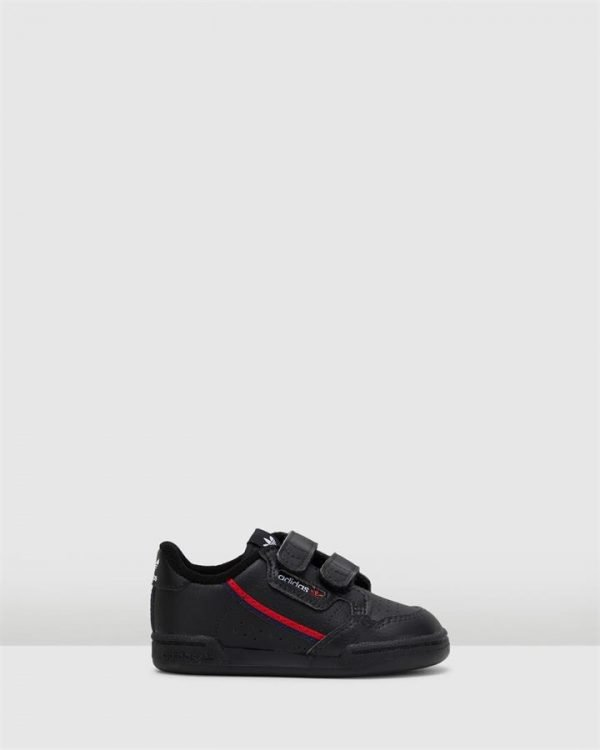 Continental 80 Sf Inf B Black/Black/Red