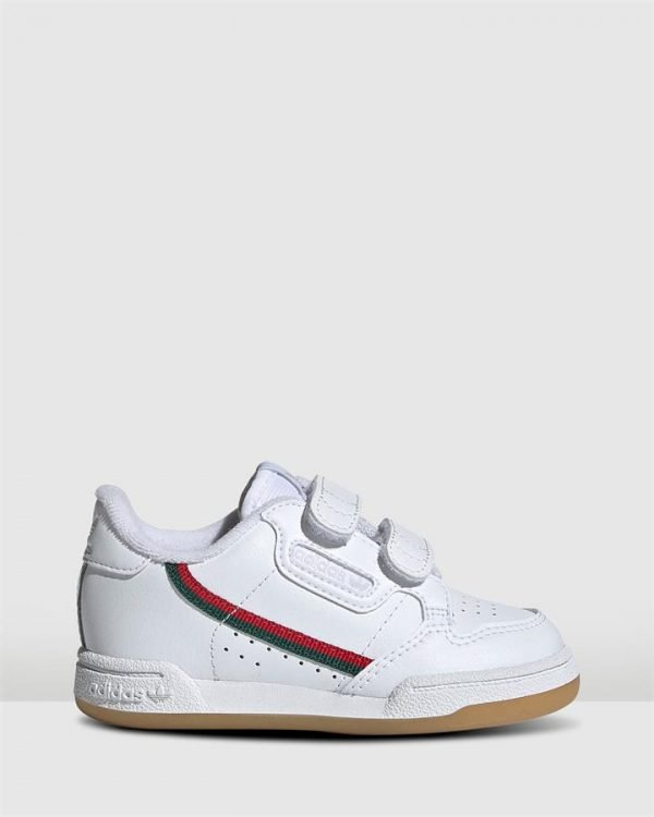 Continental 80 Sf Inf B Off White/Red/Green