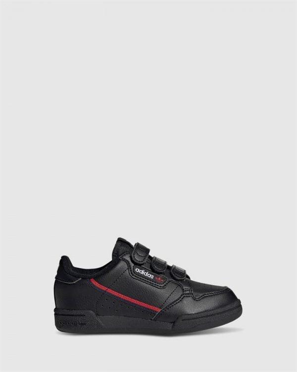 Continental 80 Sf Ps B Black/Black/Red