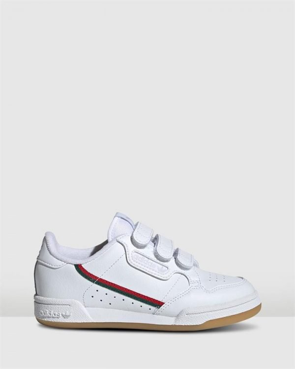 Continental 80 Sf Ps B Off White/Red/Green