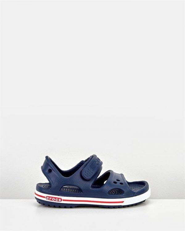 Crocband Ii Sandal Navy White