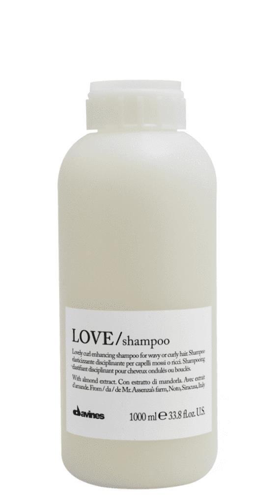 Davines LOVE Curl Shampoo 1000ml Pump Included