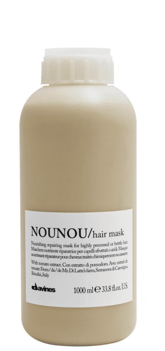 Davines NOUNOU Hair Mask 1000ml Pump Included