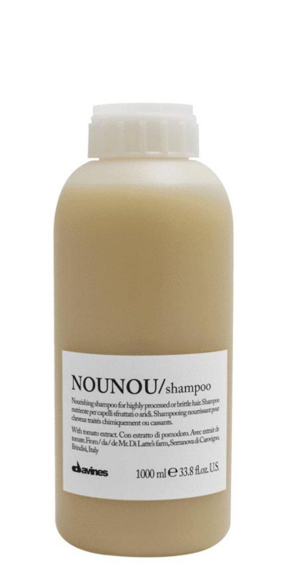 Davines NOUNOU Shampoo 1000ml Pump Included