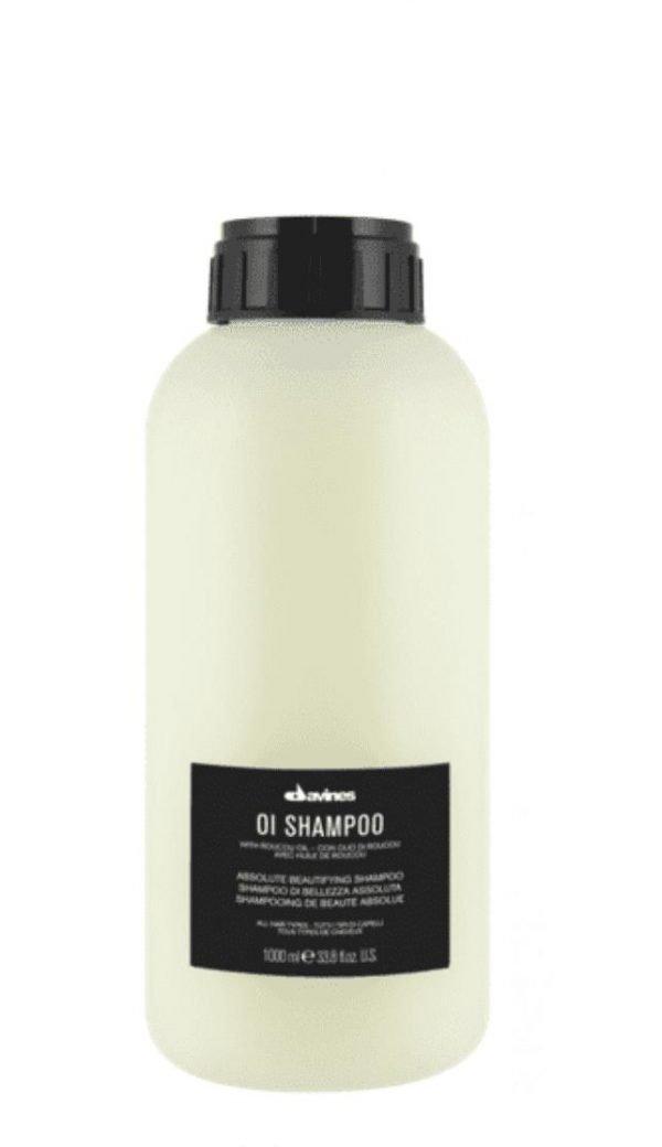 Davines Oi Shampoo 1000ml Pump Included