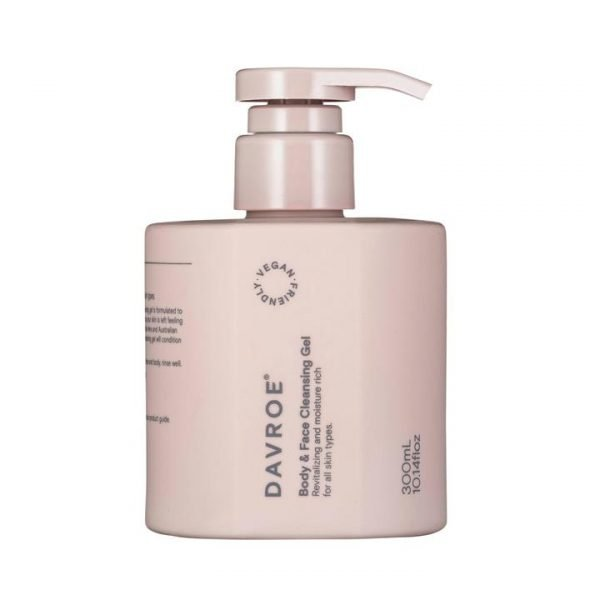 Davroe Body and Face Cleansing Gel 300ml