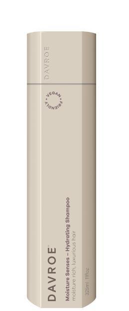Davroe Moisture Senses Hydrating Shampoo 325ml