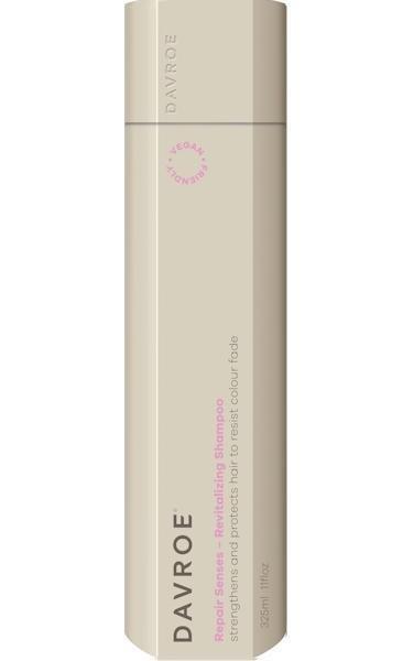 Davroe Repair Senses Revitalizing Shampoo 325ml