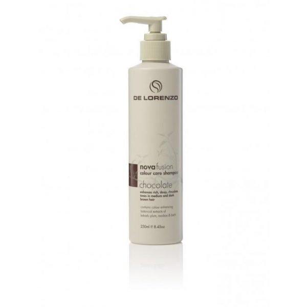 De Lorenzo Novafusion Colour Care Shampoo Chocolate 250ml