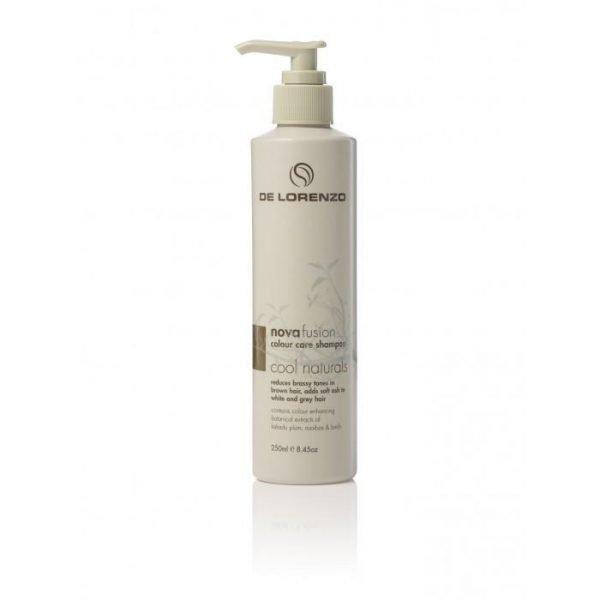 De Lorenzo Novafusion Colour Care Shampoo Cool Natural 250ml