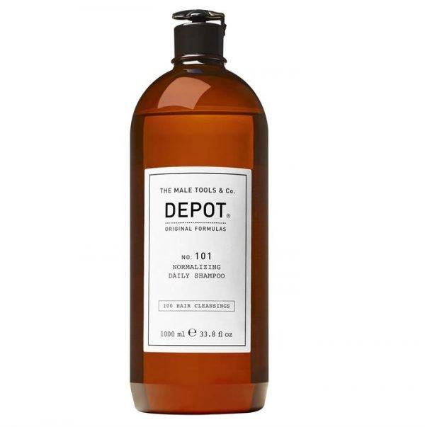 Depot 101. Normalizing Daily Shampoo 1000ml