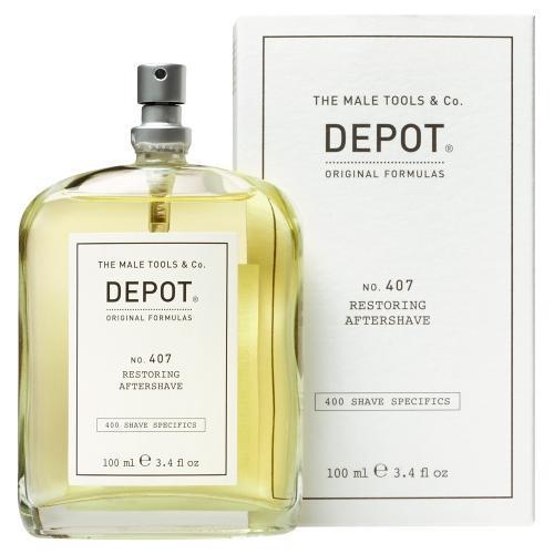 Depot No 407 Restoring Aftershave 100ml