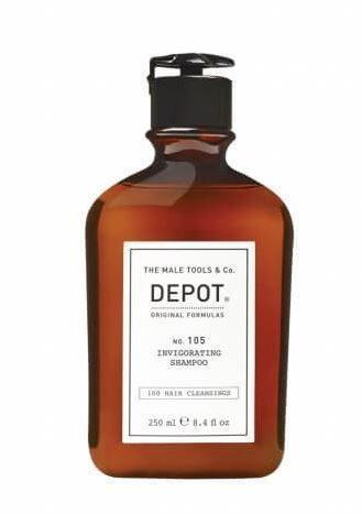 Depot No. 105 Invigorating Shampoo 250ml