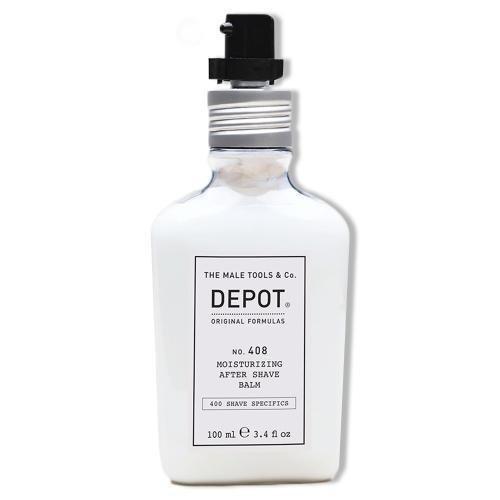 Depot No. 408 Moisturising After Shave Balm Fresh Black Pepper 100ml
