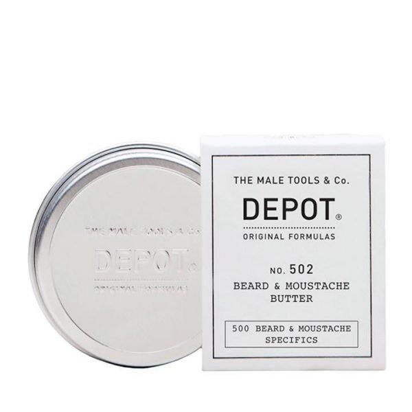 Depot No. 502 Beard & Moustache Butter 30ml