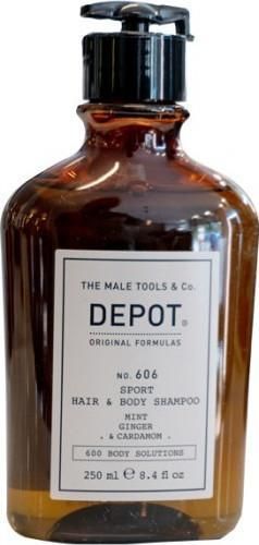 Depot No. 606 Sport Hair and Body Shampoo 250ml