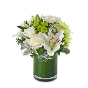 Devotion - Elegant Arrangement in a vase