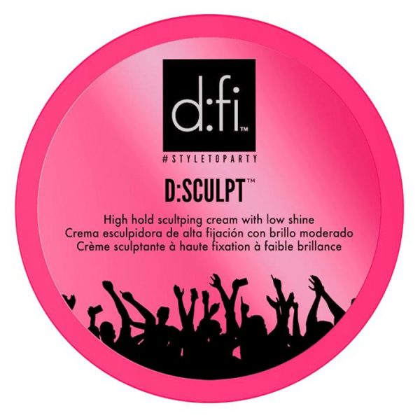 D:fi D:Sculpt High Hold Cream 75g