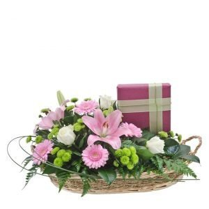 Double Delight - Flowers & Chocolates