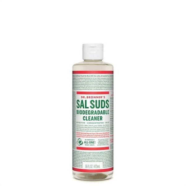 Dr. Bronner's Sal Suds Biodegradable Cleaner 473ml