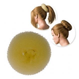 Dress Me Up Regular Blonde Hair Donut - Medium